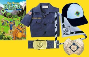 Bear Uniform